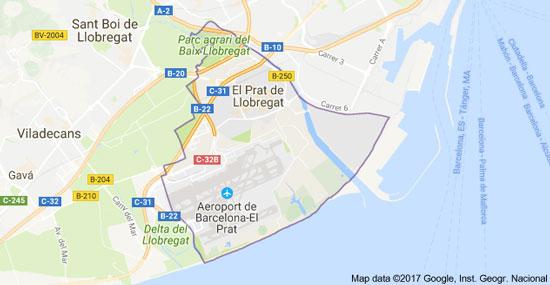 mapa-el-prat-de-llobregat-24h