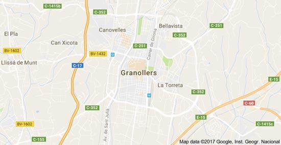 mapa-granollers-cerrajeria