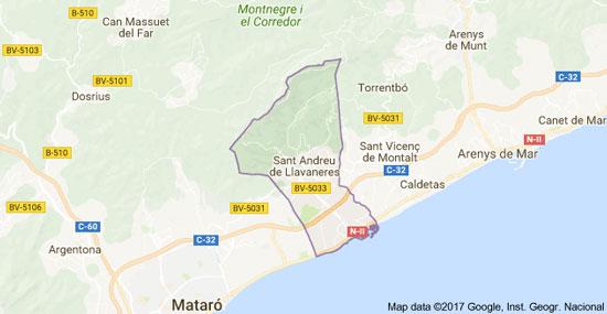 mapa-sant-andreu-de-llavaneras