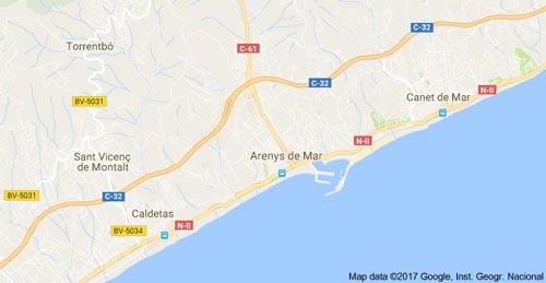 mapa-arenys-de-mar-24h