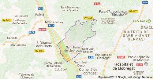 mapa-sant-feliu-de-llobregat